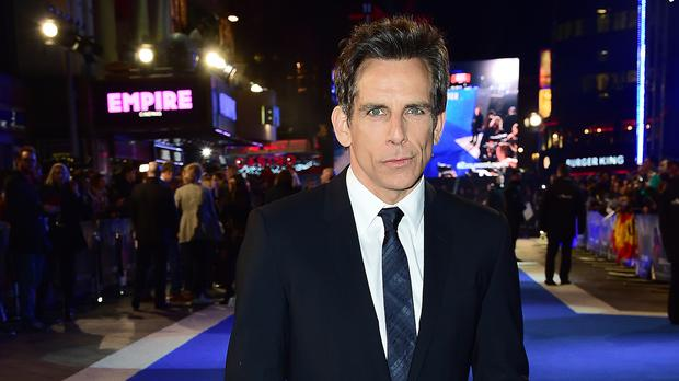 Ben Stiller (Ian West/PA)
