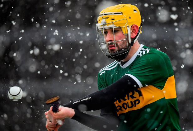 John Buckley in action for Kerry. Photo: Brendan Moran/Sportsfile