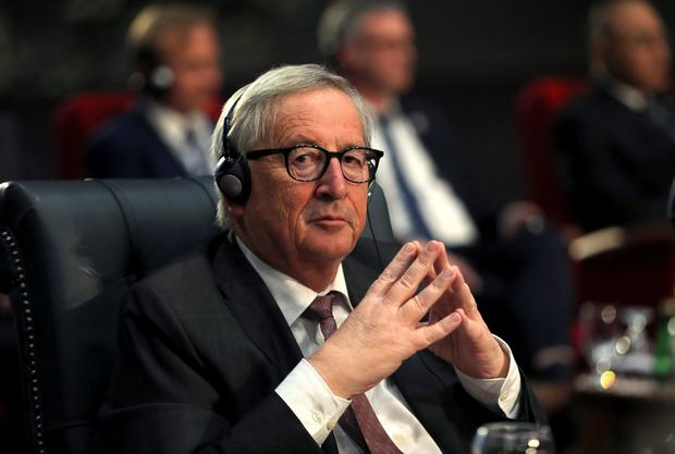 European Commission President Jean-Claude Juncker. Picture: REUTERS/Mohamed Abd El Ghany/File Photo