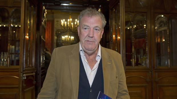 Jeremy Clarkson hosts Who Wants To Be A Millionaire? (PA)