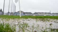 A number of hurling league games were postponed over the weekend, which will put pressure on the fixture schedule. Photo by Seb Daly/Sportsfile