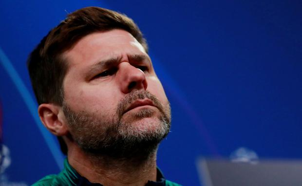 Decision day beckons for Tottenham manager Mauricio Pochettino. Action Images via Reuters/Andrew Couldridge