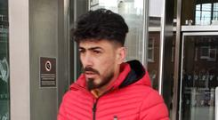 Abdel Dulkumoni of Walkinstown Drive, charged with sexual assault