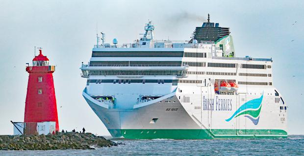 f34d878dd4 Irish Ferries challenges cancellation payout order. Stormy period  After  the late arrival of its new ferry