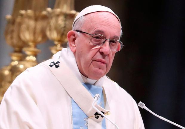 Church must admit to abuse of women: Pope