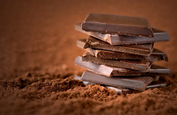 Trial suggests cocoa, like dark chocolate, can be beneficial. Stock picture