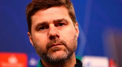 Fixture fury: Mauricio Pochettino says Tottenham have to prepare by 'talking, not training'. Photo: Getty Images