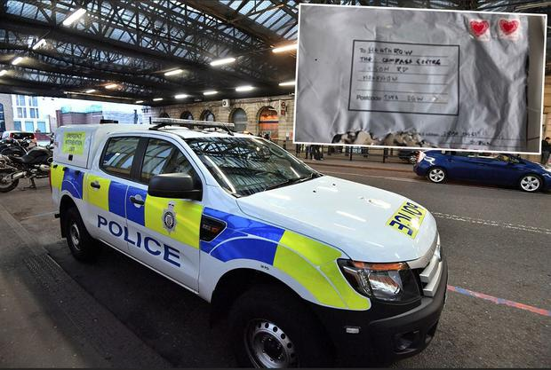 Counterterror police examine 3 explosive devices in London