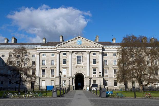 Close ties: Trinity College Dublin – the continued partnerships of Irish institutions with UK universities is crucial.