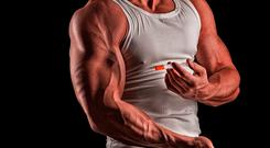 A large haul of nearly 100,000 anabolic steroids illegally imported into Ireland was seized last year. Stock photo