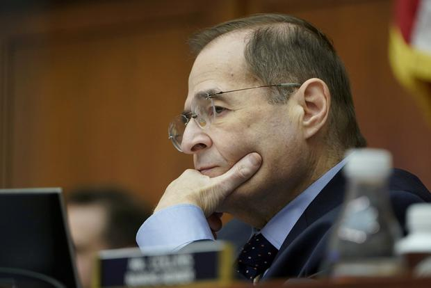 Jerrold Nadler: The House Judiciary Committee chairman. Photo: Reuters/Joshua Roberts/File Photo