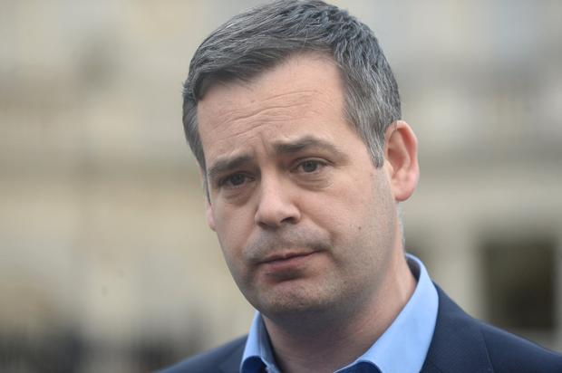 TD Pearse Doherty. Photo: Justin Farrelly.
