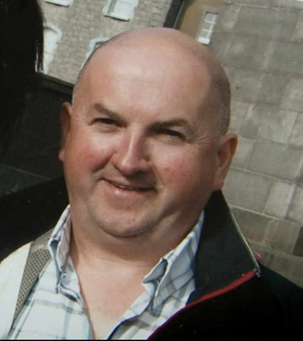 Murder victim Bobby Ryan; his body was found in a slurry tank when it was drained in April 2013 at Mary Lowry's farm.