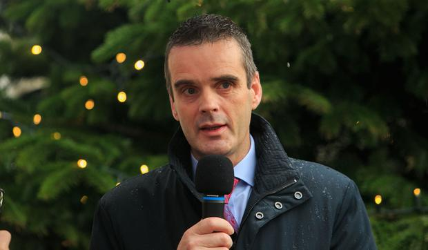 Calling for full evaluation: IFA president Joe Healy. Photo: Gareth Chaney Collins