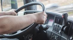 Truck drivers and construction workers appear to be benefiting most in terms of pay increases as the labour market tightens. Stock photo