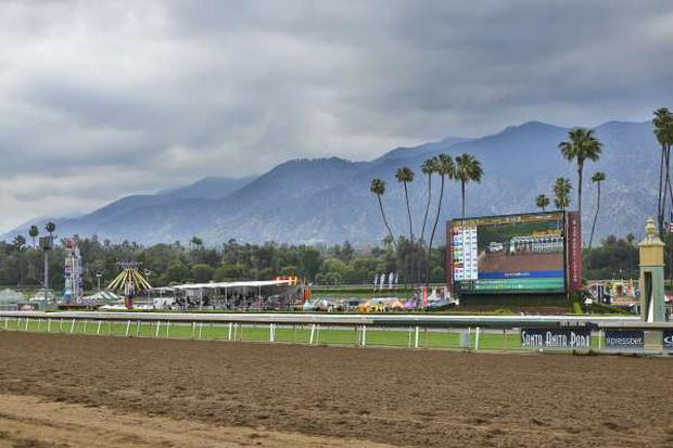 News Former Superintendent Moore Returns to Santa Anita Park