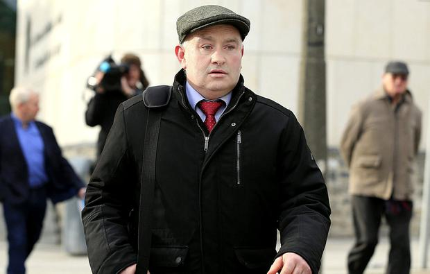Murder accused Patrick Quirke. Photo: Gerry Mooney