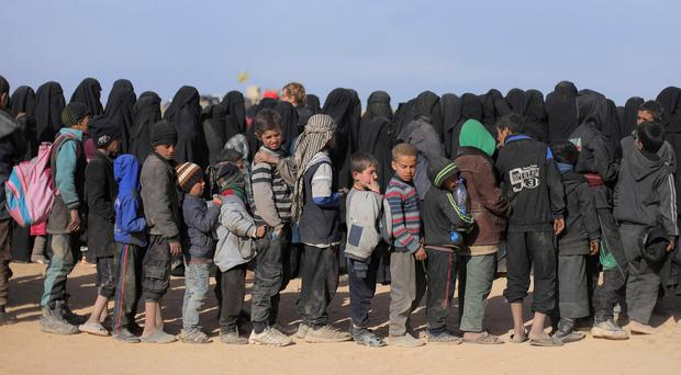 Children 'tortured into making confessions of affiliation to Isil'