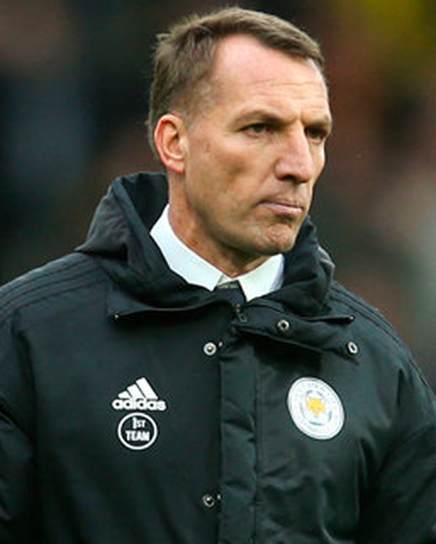 Brendan Rodgers left Celtic for Leicester City last month