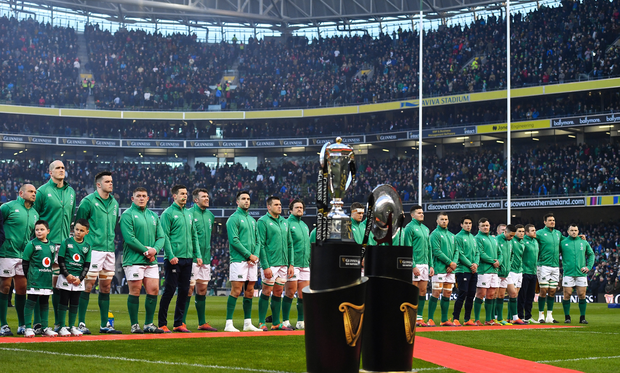 The Aviva crowd need to raise their game against the French