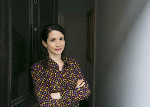 Restlessness: Aridjis based the book on an episode from her youth