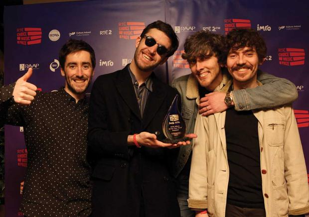 O Emperor, winners of Album of the Year
