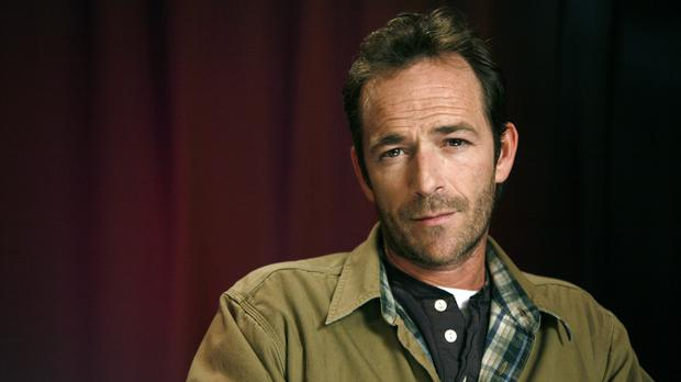 Tributes have been paid to Luke Perry (Jeff Christensen/AP)
