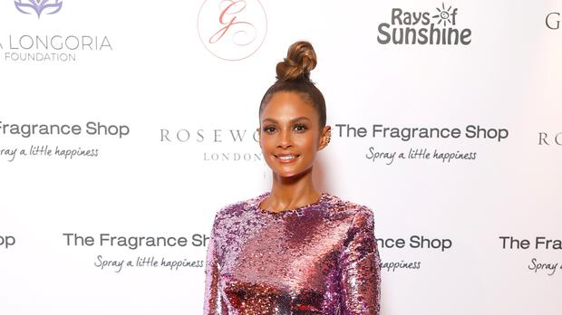 Alesha Dixon found fame as a member of Mis-Teeq (David Parry/PA)