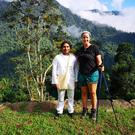 Lost City - with indigenous guide Javier