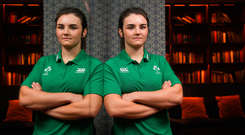 Deirbhile Nic A Bhaird will make her first Six Nations start. Photo: Sportsfile