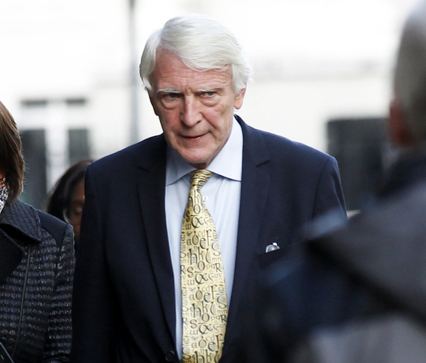 Denial: Solicitor Joe Buckley is appealing the High Court ruling. Photo: Courtpix
