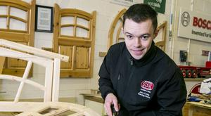 Skills: Becoming an apprentice is an important career option for many