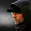 Liverpool manager Jurgen Klopp wraps up against the elements. Photo: Peter Byrne/PA Wire