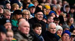 'There will be more people from Leitrim supporting their team in the next two League matches than nearly any other county.' Photo: Oliver McVeigh/Sportsfile