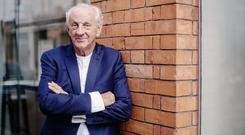 Paul Costelloe isn't keen on replacing skirts