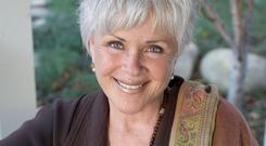 AWAKENING: Byron Katie has been described by 'Time' magazine as a 'spiritual innovator'rather