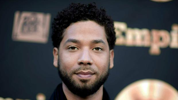 Actor and singer Jussie Smollett. Photo: Richard Shotwell/Invision/AP