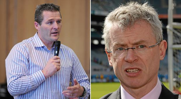 Jarlath Burns and Joe Brolly in recent days both called on Croke Park to back a border poll