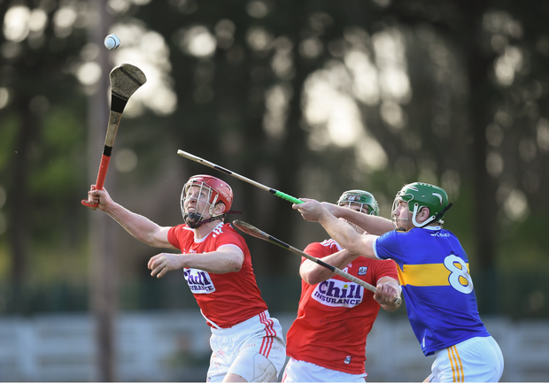 Tipperary booked a place in the league quarter-final after beating Cork. Photo by Stephen McCarthy/Sportsfile