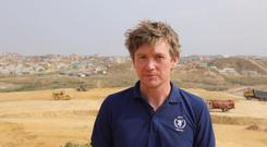 Irishman Michael (Mick) Ryan, killed in the Ethiopian Airlines plane crash was dedicated to helping the world's most vulnerable (WFP/PA)