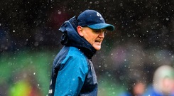 'Schmidt name-checked Dan Leavy and Sean O'Brien as potential options, while Sean Cronin also got a mention as someone who could come in and provide some freshness this week.' Photo: Ramsey Cardy/Sportsfile