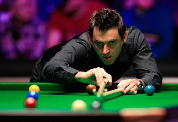 The doubt disappeared long ago that O'Sullivan is the greatest player ever to pick up a cue.. Photo: Mike Egerton/PA Wire