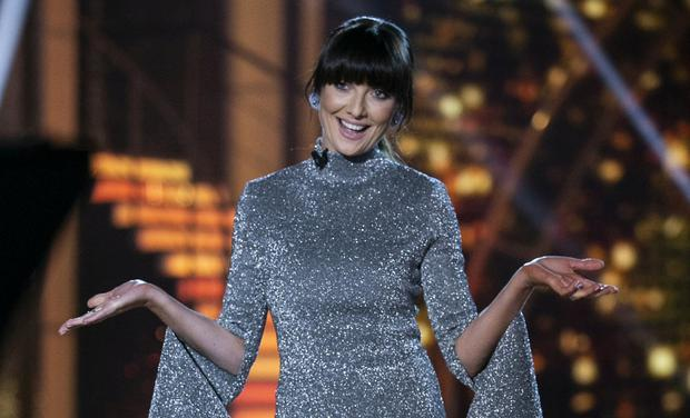 X-factor: Jennifer Zamparelli has 'instant likeability', according to 2FM chief Dan Healy. Photo: Kyran O'Brien