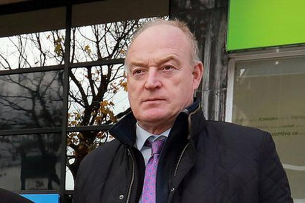Patrick Kent: The ICSA president called for an investigation. Photo: Frank McGrath