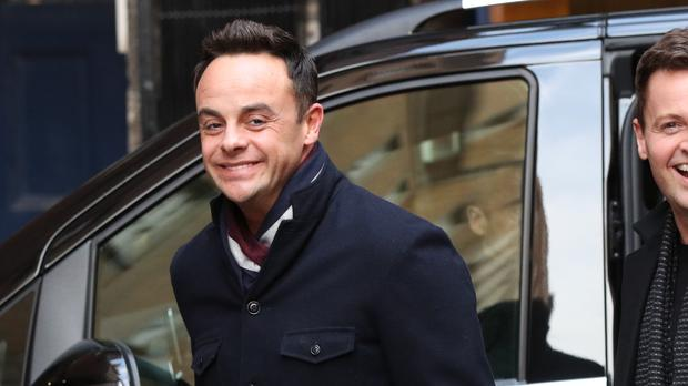 Anthony McPartlin will replace Holly Willoughby on I'm A Celebrity (Jonathan Brady/PA)
