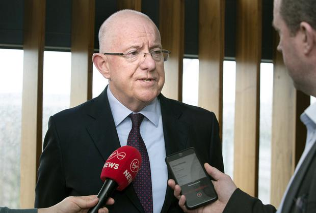 Condemnation: Justice Minister Charlie Flanagan. Photo: Tony Gavin
