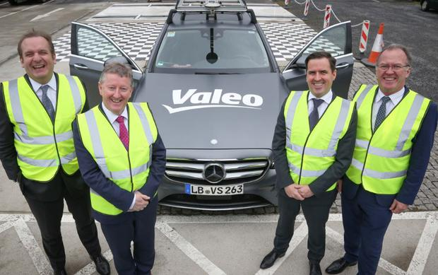 Valeo is to invest €44m in a research, development and innovation programme, creating 50 jobs in Tuam, Co Galway