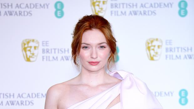 Eleanor Tomlinson (Ian West/PA)
