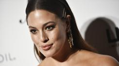 Ashley Graham attends Daily Front Row's Fashion Media Awards