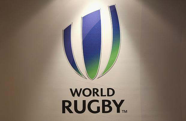 World Rugby logo (Photo by Andrew Redington/Getty Images)